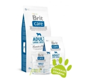 Brit Care Adult Large Breed Lamb 12kg & Rice