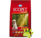 Dog adult medium 12 kg + 2kg Zdarma