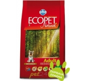 Dog adult mini 12 kg + 2 kg ZDARMA