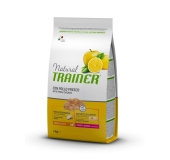 TRAINER NATURAL dog small & toy puppy čerstvé kuracie 2kg