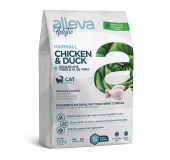 Holistické krmivo Chicken & Duck & Alove Vera | Cat adult HAIRBALL 1,5kg